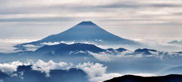Góra Fuji w Japoni