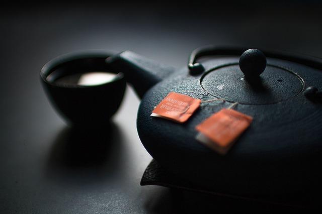 Herbata, napój narodowy Japończyków?