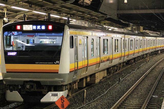 Komunikacja miejska w Japonii