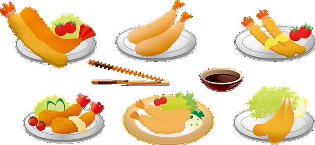 TOP 3 przepisy na japońskie potrawy