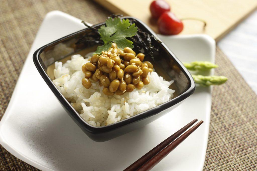 Japońskie tradycyjne Natto
